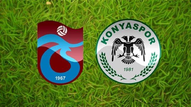 Trabzonspor Konyaspor canlı izle