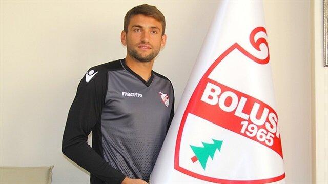 TFF 1. Lİg takımı Boluspor'a 1 milyon Euro bedelle transfer olan Ertuğrul Taşkıran, yeni takımında  da yedek kulübesinde yer aldı.