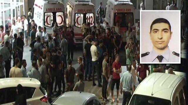 İstanbul Emniyeti'nde polise bıçaklı saldırı