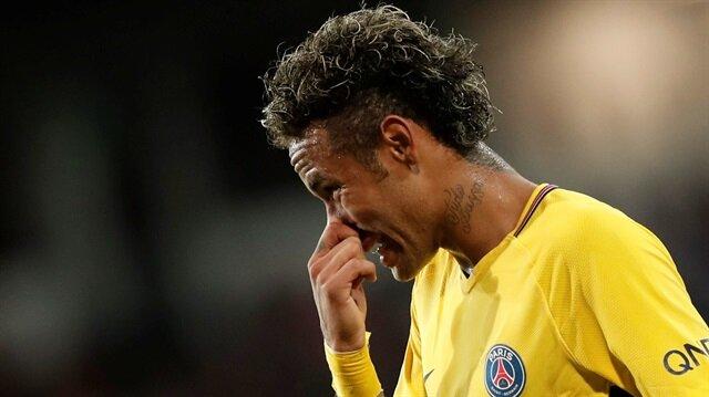 Neymar ilk maçında golünü attı