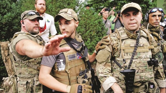 Irkçıları Beyaz Saray koruyor