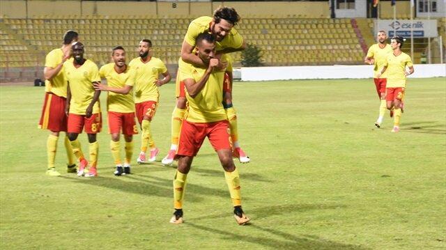 Khalid Boutaib'den Süper Lig'e gollü başlangıç