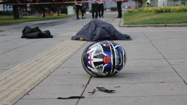 Kocaeli Haber: Kocaeli'de motorsiklet kazası: 1 ölü, 1 yaralı