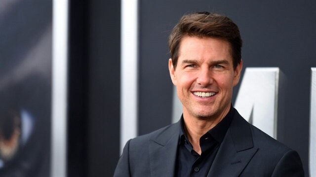 Tom Cruise kaza geçirdi