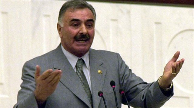Eski milletvekili Mustafa Bayram