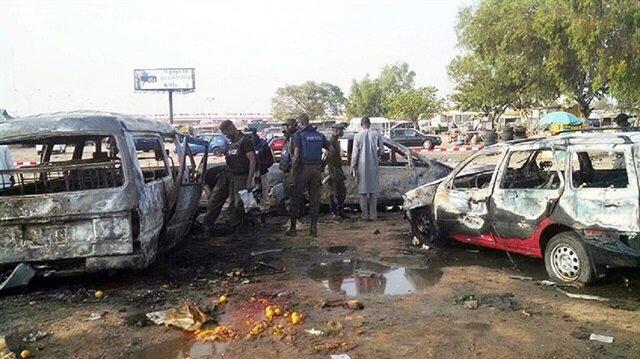 Nijerya'da intihar saldırısı: 27 ölü 83 yaralı