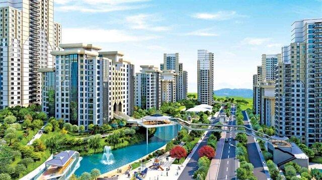Bizim Mahalle projesi Küçükçekmece gölü sahilinde, yapımı devam eden İstanbul Banliyö hattına, Halkalı Metrosu ve Marmaray ulaşımına yakın konumda bulunuyor.