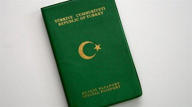 İhracat yeşil pasaportla uçtu