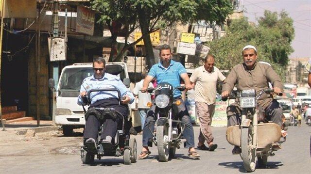 'Free Police' in Idlib