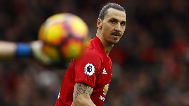 Zlatan Ibrahimovic, Manchester United formasıyla 46 maçta 28 gol ve 10 asiste imzasını atmıştı.