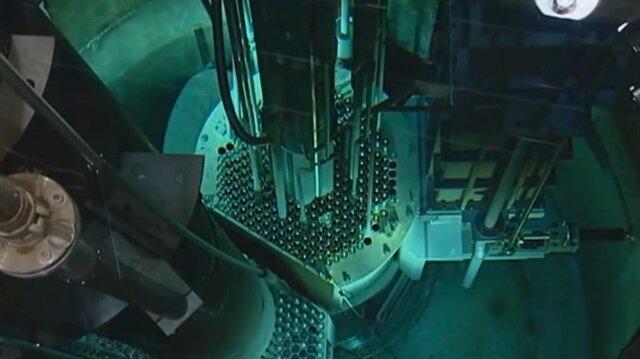 Nükleer reaktörün ilk çalışma anı