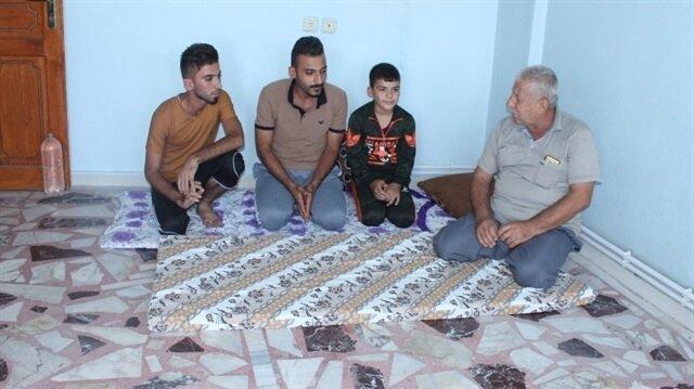 Suriyeli ve Iraklı ailelere yardım