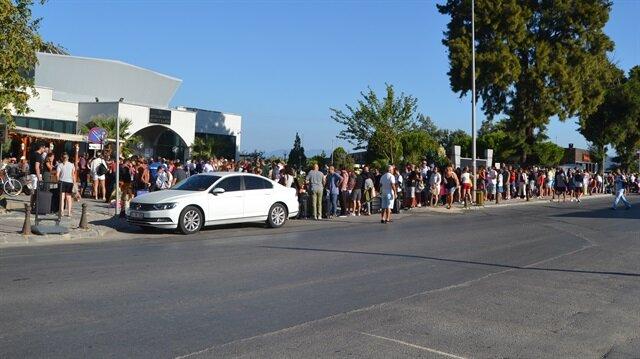 Yunan adalarına yoğun ilgi