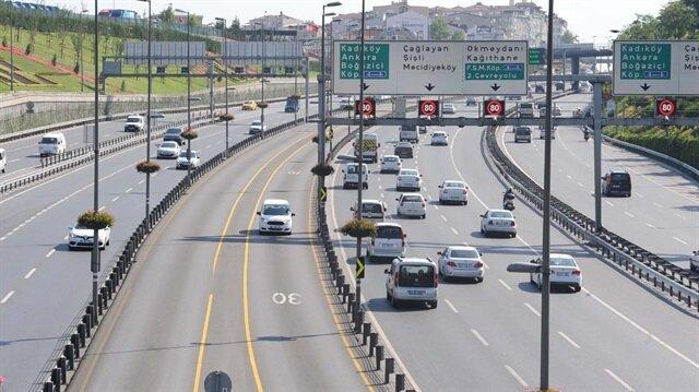 İstanbul'da trafik rahatladı