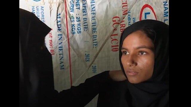 Muslim Rohingya girl faces unprecedented cruelty