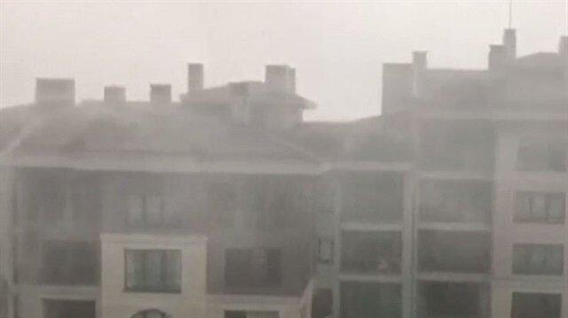 İstanbul'da sağanak başladı: İlk uyarılar!