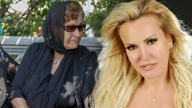 Filiz Aker Vatan Şaşmaz'ın annesiyle de yazışmış