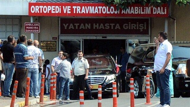 Cumhurbaşkanı Erdoğandan Çapa Tıp Fakültesine sürpriz ziyaret 38