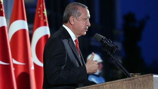 Cumhurbaşkanı Erdoğandan Çapa Tıp Fakültesine sürpriz ziyaret 77