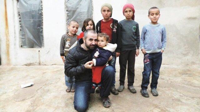 Suriye'de 800 bin çocuk yetim