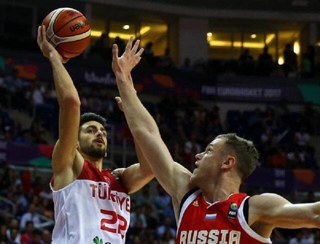 هزيمة لتركيا من الدب الروسي في بطولة أوروبا