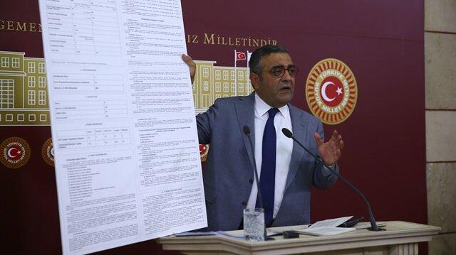 CHP teröriste göz açtırmayan SİHA'yı hedef aldı!