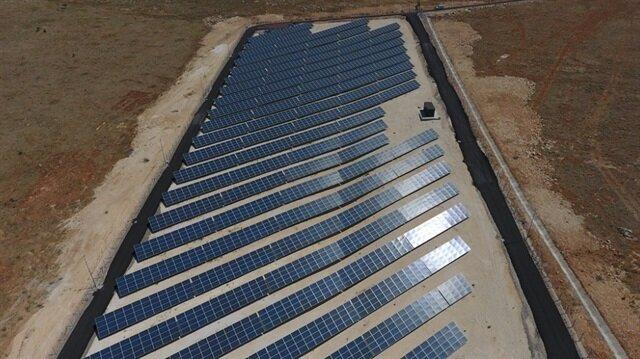 Sürdürülebilir enerji projesine 14 milyon liralık hibe