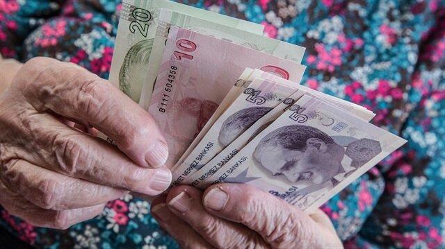 Yaşlıya yeni maaş