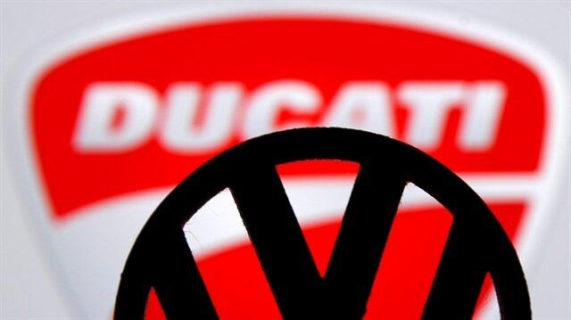Volkswagen Ducati'nin satışını askıya aldı
