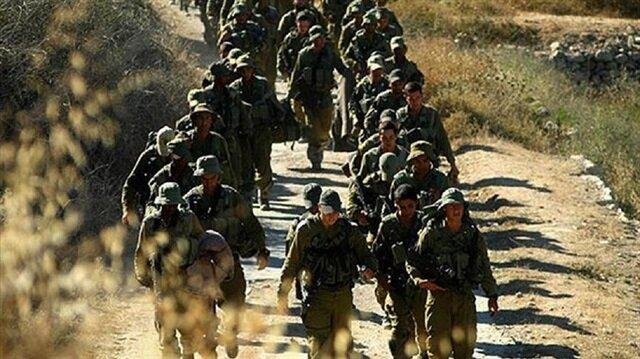 İsrail işgale hazırlanıyor