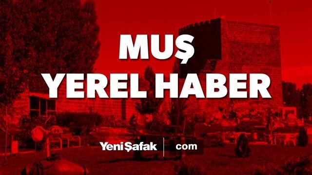 Terör mağduru köyde su sevinci- Muş Yerel Haber