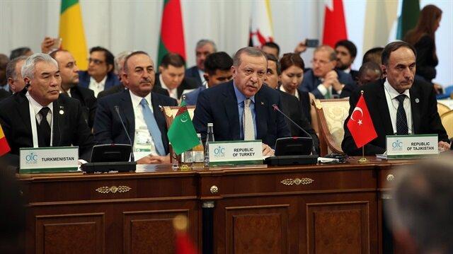 Turkish President Recep Tayyip Erdoğan