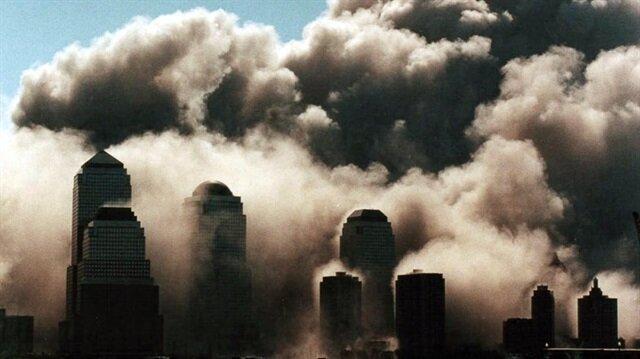 11 Eylül saldırılarının daha önce görmediğiniz fotoğrafları