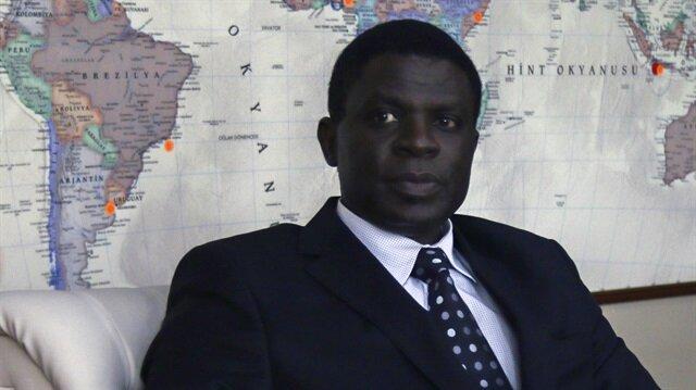 Burundi'nin Ankara Büyükelçisi Joel Nkurabagaya