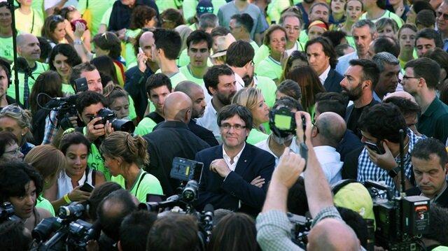 Katalonya krizi İspanya'nın gücünü etkileyecek