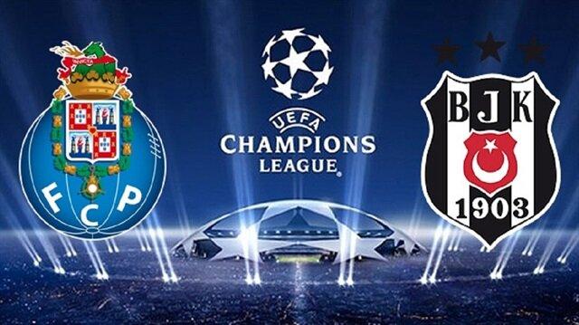 Porto Beşiktaş maçı hangi kanalda? Devler Ligi maçları hangi kanalda?
