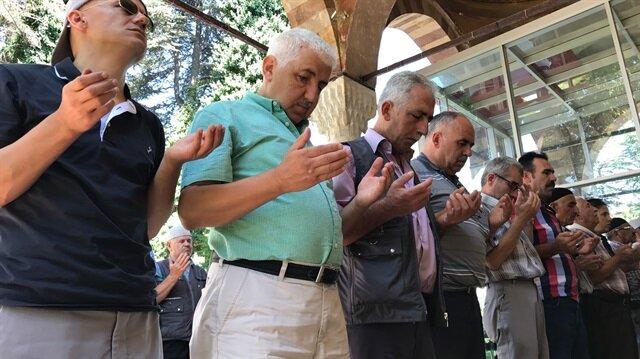 Bozüyük'teki tüm camilere yağmur duası yapıldı.