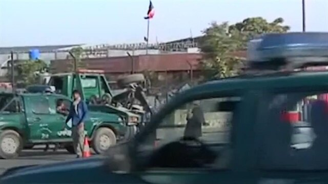 Suicide bomb near cricket stadium in Afghan capital