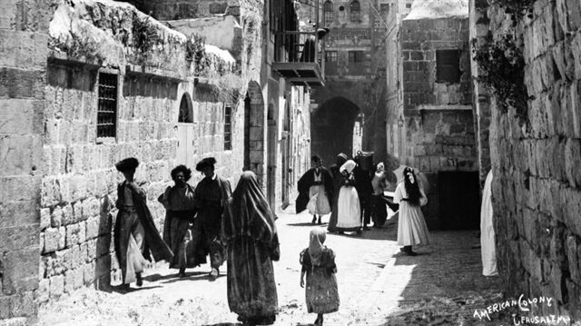 Yüzyıllık hasret: Kudüs