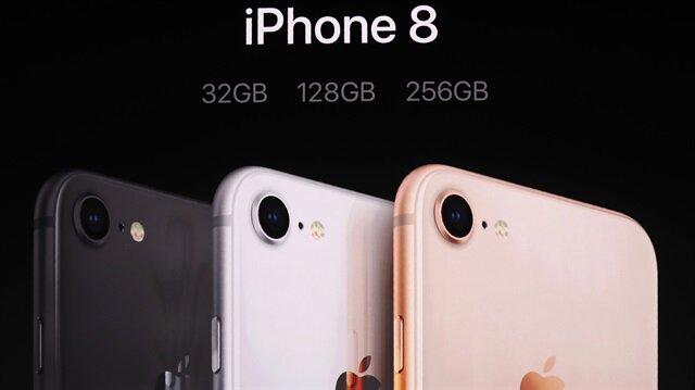iPhone 8 özellikleri ve Türkiye satış fiyatı
