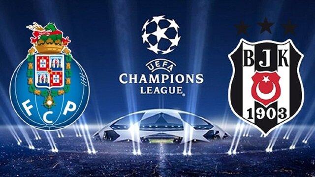 Porto Beşiktaş maçını şifresiz veren yabancı kanallar