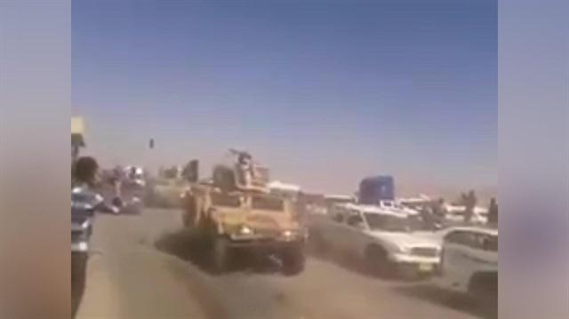 KYB'ye bağlı silahlı güçler Kerkük'e doğru yola çıktı