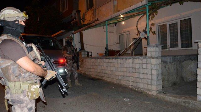 İstanbul'un 3 ilçesinde narkotik operasyonu: 9 gözaltı