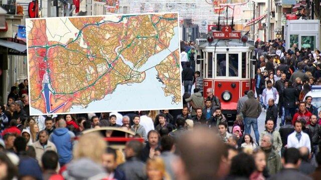 İstanbul'un gürültü haritası