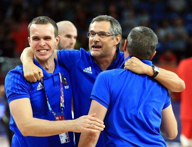 روسيا تتأهل لنصف نهائي بطولة أوروبا