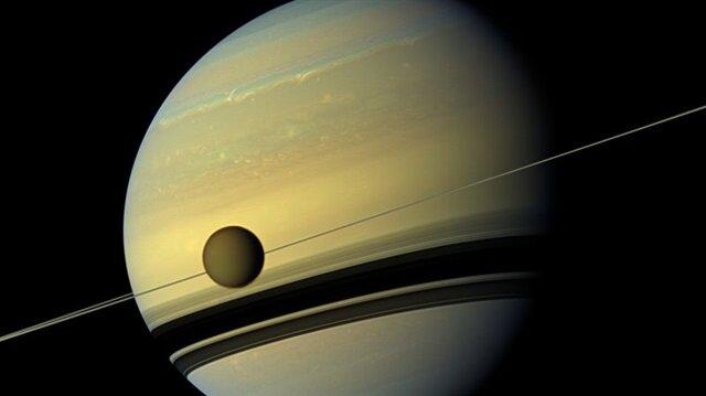 Satürn'den en iyi fotoğraflar