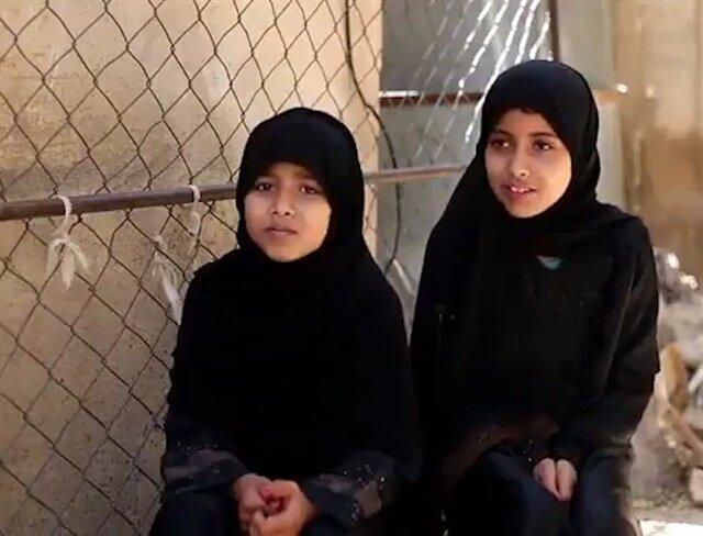 Yemenli çocukların dileği: Artık savaş bitsin…