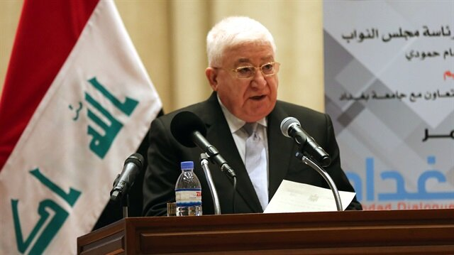 Irak meclisi Cumhurbaşkanı'nı görevden almak için imza topluyor