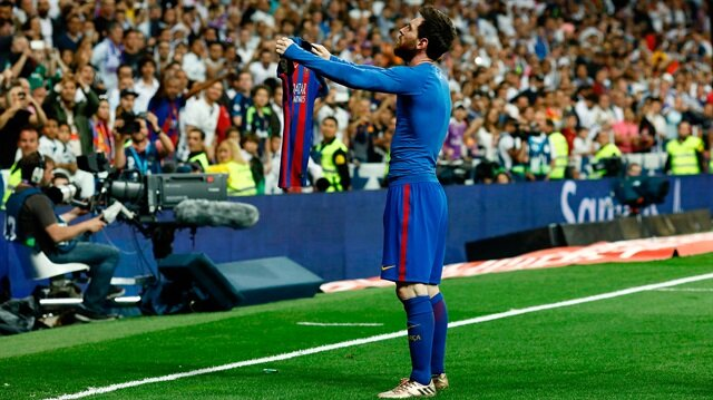 Barcelona'nın yaşayan efsanesi kariyerinde sadece bir futbolcudan formasını istediğini söyledi.