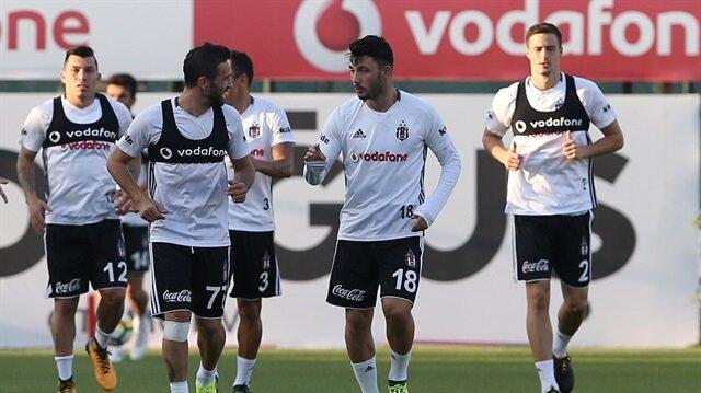 Beşiktaş'ta Medel şoku! Antrenmanı yarıda bıraktı